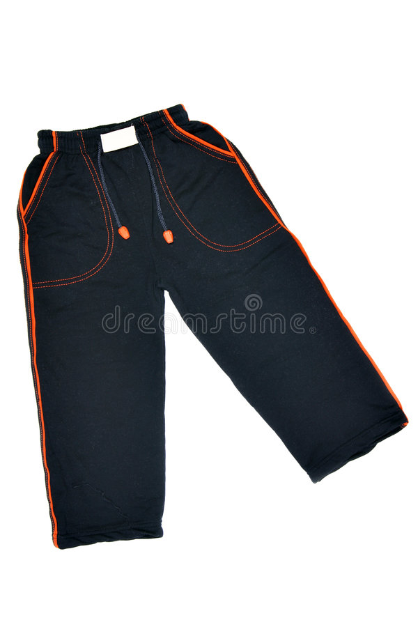 Free Black Trousers Royalty Free Stock Photography - 6585457