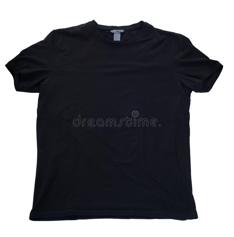 Download Black Tshirt Royalty Free Stock Image - Image: 9637976