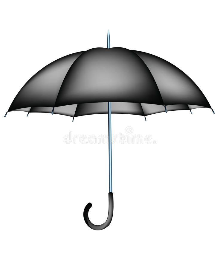 d84d13d7c Black Umbrella Stock Illustrations – 12,885 Black Umbrella Stock ...