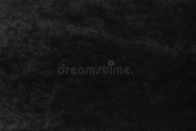 Black velvet texture background royalty free stock photo