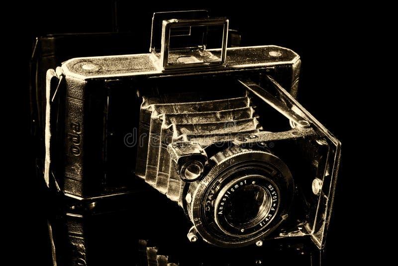 Black Vintage Camera Free Public Domain Cc0 Image