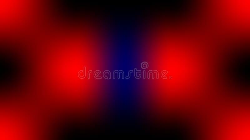 Black violet red colors blurred shaded background wallpaper. vivid vector illustration. stock illustration