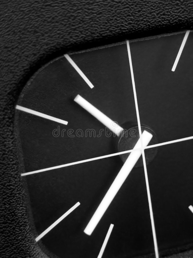 Download Black Watch stock photo. Image of mechanism, desktop, hours - 2024640