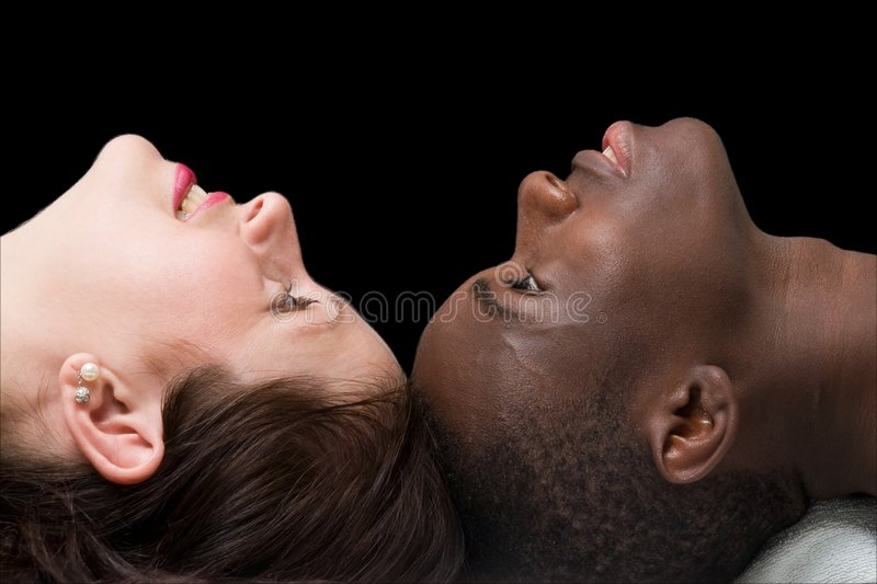Black and white royalty free stock photography