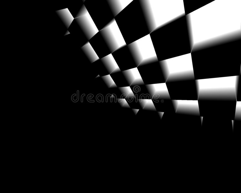 Black And White Abstract Background For Desktop Wallpaper Or Website Design Template With Copy Space For Text Stock Illustration Illustration Of Banner Flag 154237026