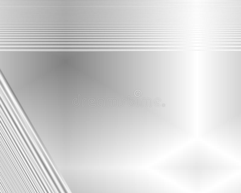 Black and white abstract textured background, Geometric lines monochrome with gradient, use for desktop wallpaper or website stock illustration