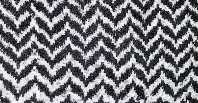Black and white arabic style fabric textile. background, texture. Abstract black and white arabic style fabric textile. background, texture stock photography