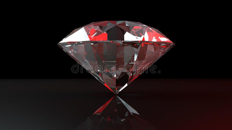 Black and white background of glittery diamonds stock photography