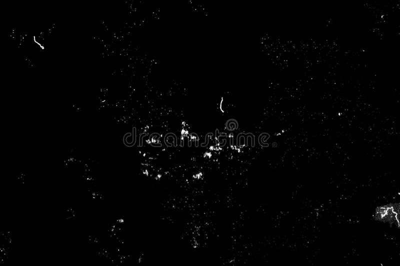 Black and white background realistic flickering, analog vintage TV signal with bad interference, static noise background. Overlay ready stock images