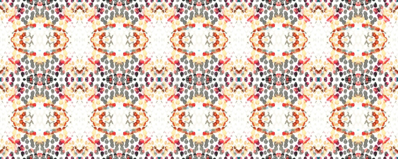 Snake Seamless Pattern. Black, White and Brown Watercolor Distress Design. Summer Safari Background. Snake Geometric Swimwear Pattern. Venom Skin Random Texture vector illustration