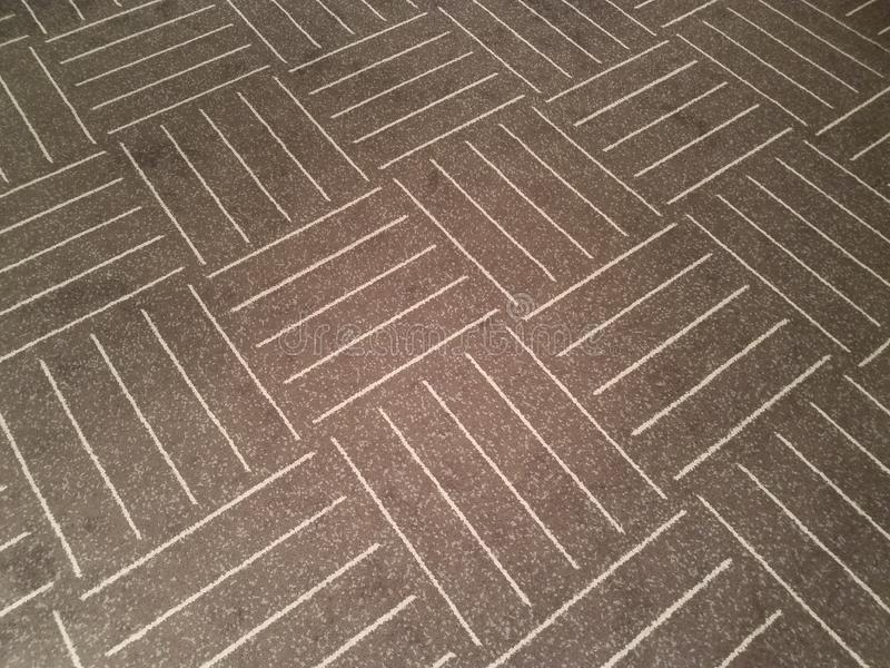 Black and white carpet or rug or background. Black and white or grey carpet or rug or background stock image