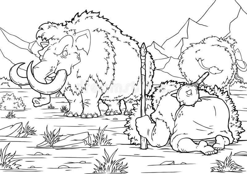 Prehistoric Coloring Page Stock Illustrations 1 328 Prehistoric Coloring Page Stock Illustrations Vectors Clipart Dreamstime
