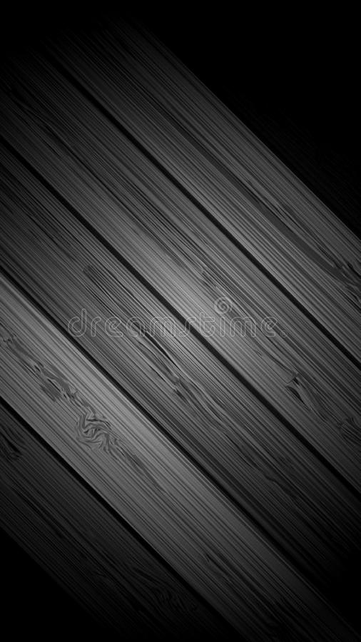 Black and white clothes, wallpapers and backgrounds. royalty free illustration