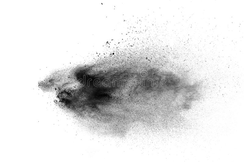 Black And White dot Grunge Template. Dust particle background. Abstract Dirty Creative Design Backdrop Element. Black And White dot Grunge Template. Dust stock photography