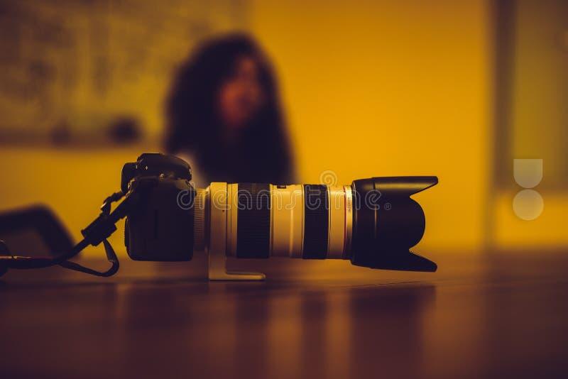 Black And White Dslr Camera Close Up Photography Free Public Domain Cc0 Image
