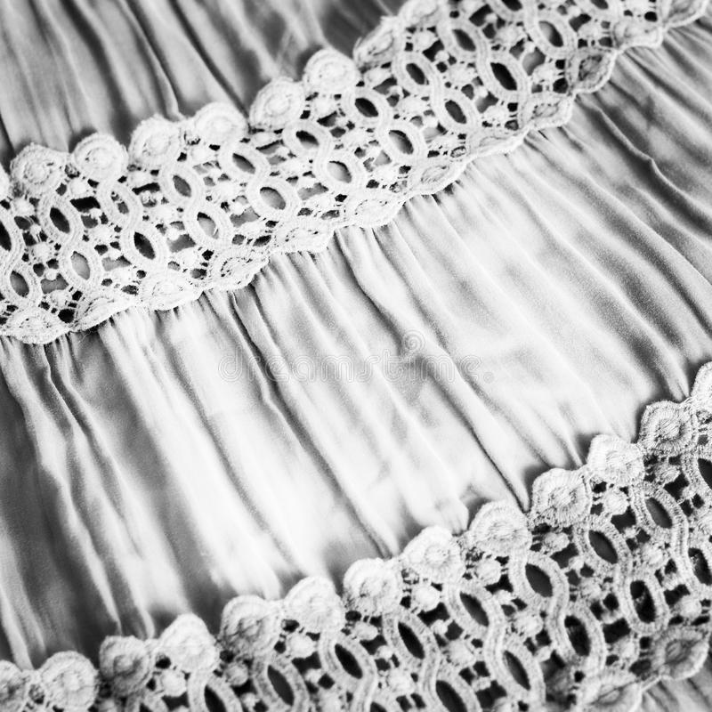 Download Black-and-white fabric stock illustration. Image of lace - 34044183