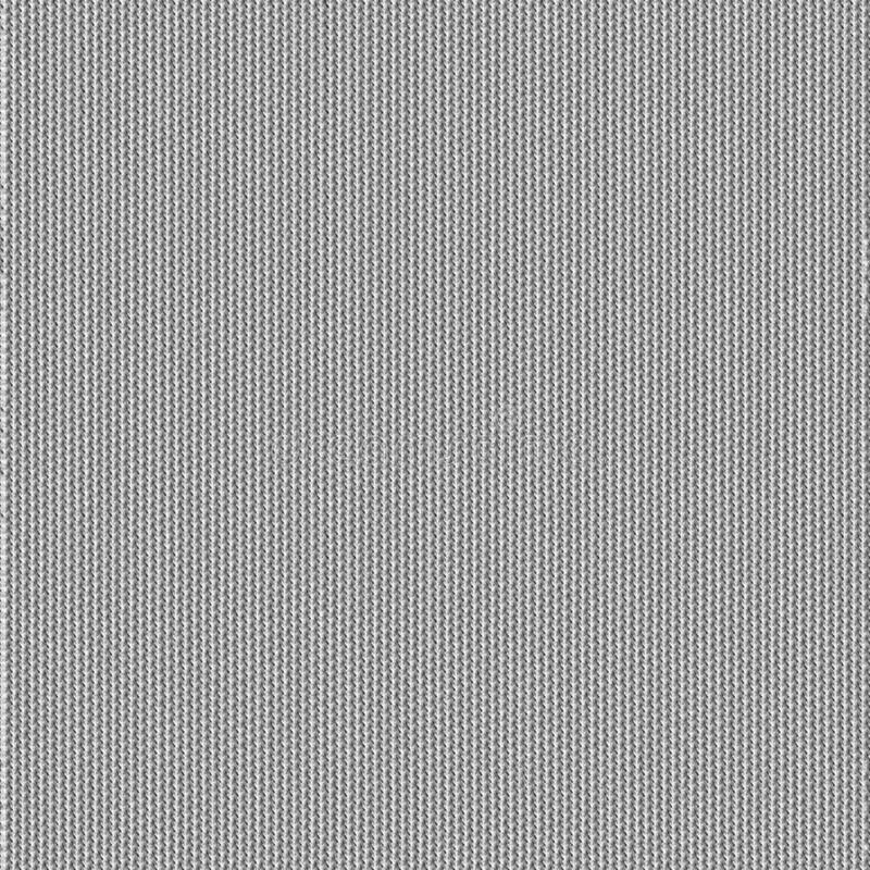 Black and white fabric seamless texture. Texture map for 3d and 2d royalty free stock photo