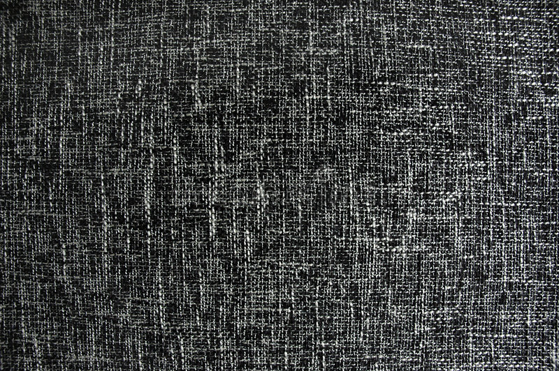 Black and white fabric texture royalty free stock photography