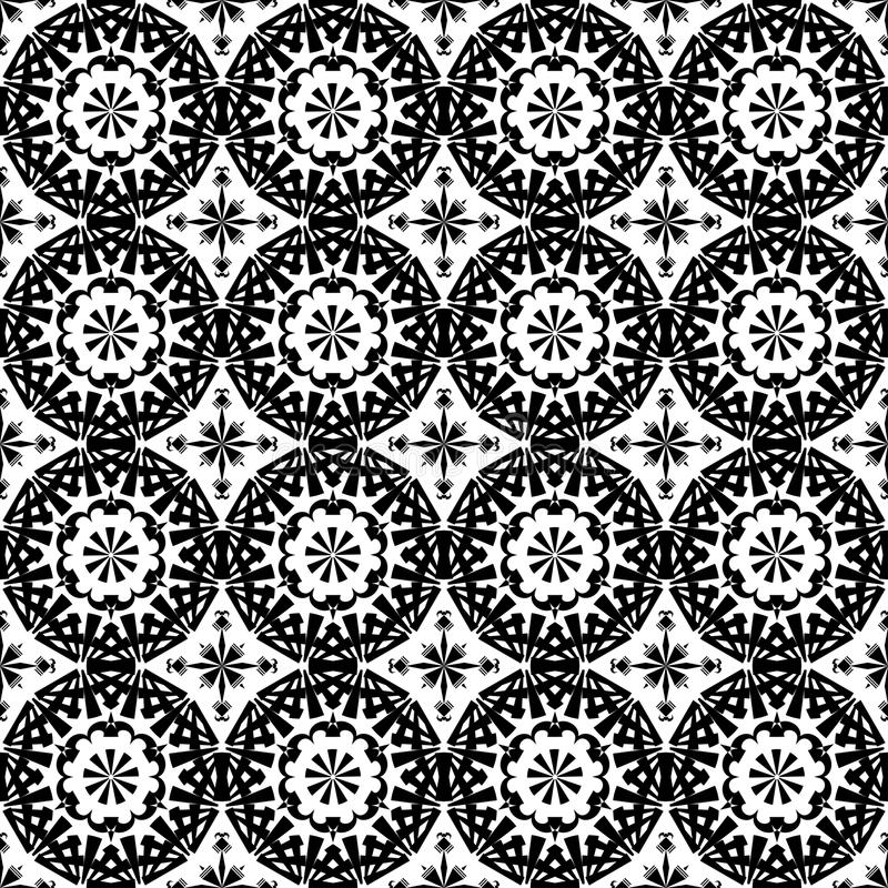 Download Abstract pattern seamless stock vector. Image of eastern - 30253165