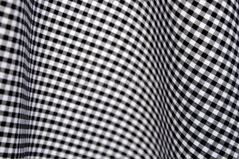 Download Black And White Gingham Checks Stock Photos - Image: 4613563