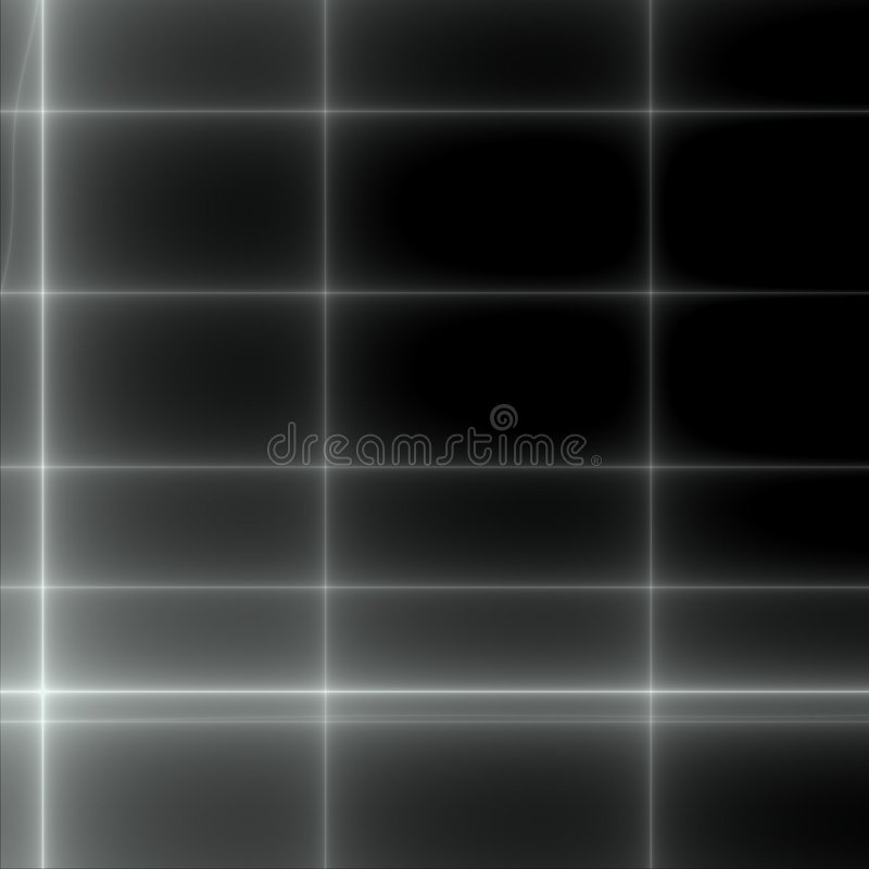 Black and white grid royalty free illustration