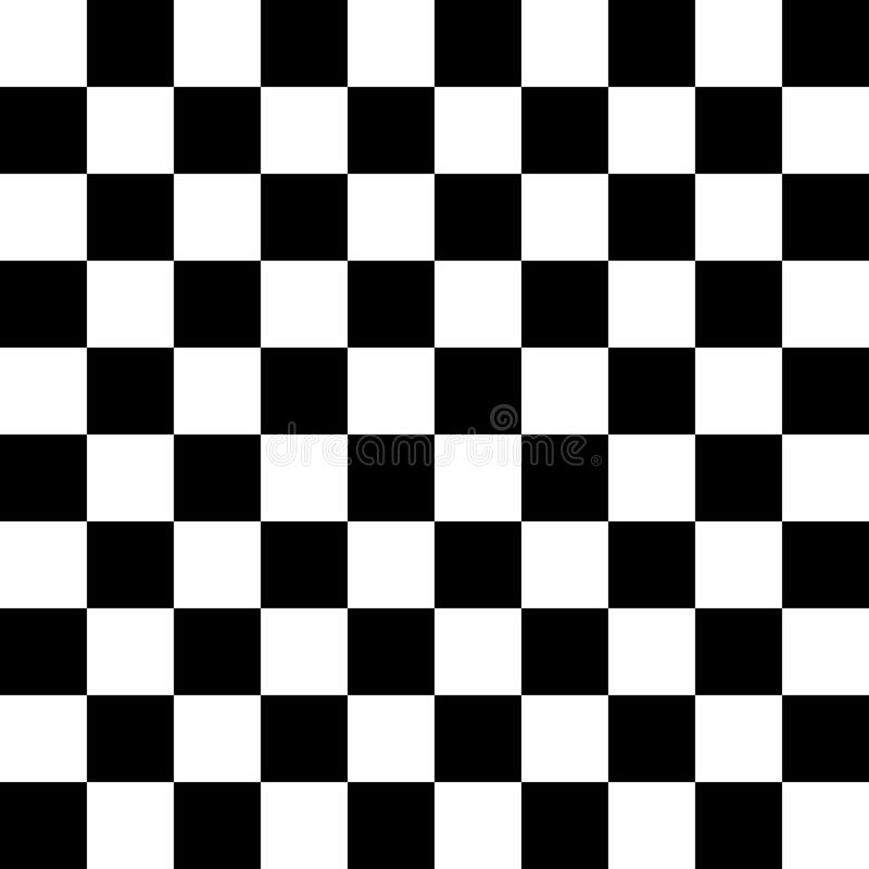 Black and white grid. Black and white image with a grid stock illustration