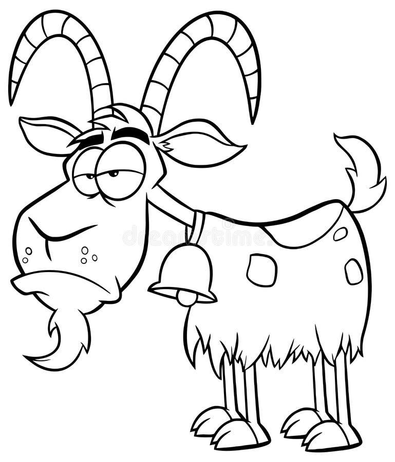 Goat Cartoon Black White Stock Illustrations 3 327 Goat Cartoon Black White Stock Illustrations Vectors Clipart Dreamstime