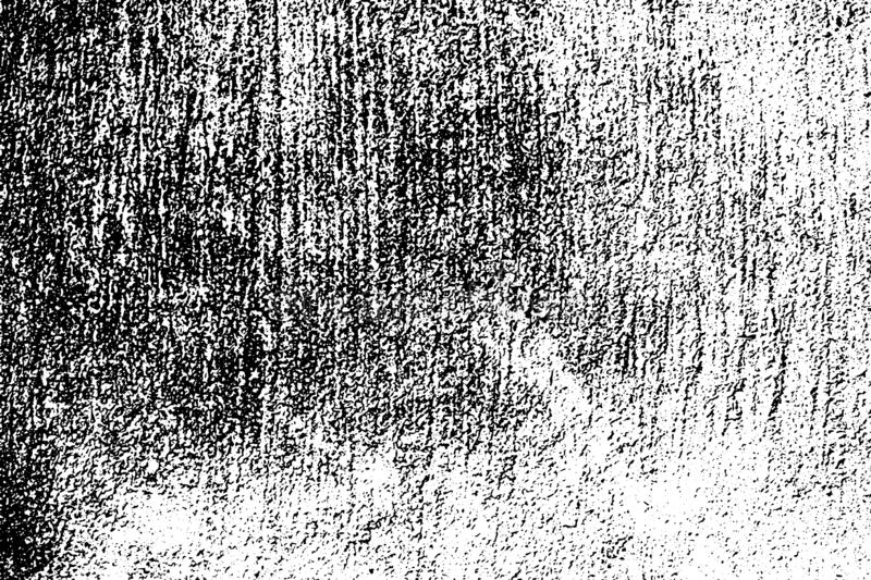 Black and white grunge. Distress overlay texture. Abstract surface dust and rough dirty wall background concept. Distress illustr. Black and white grunge vector illustration