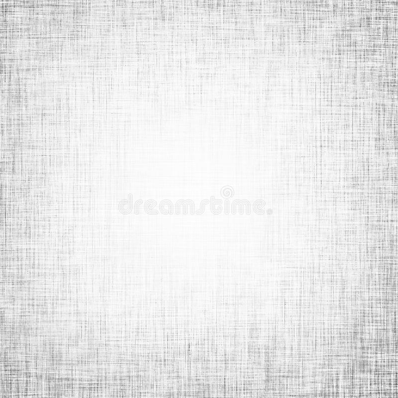 Black and white grunge distressed background and texture vector illustration