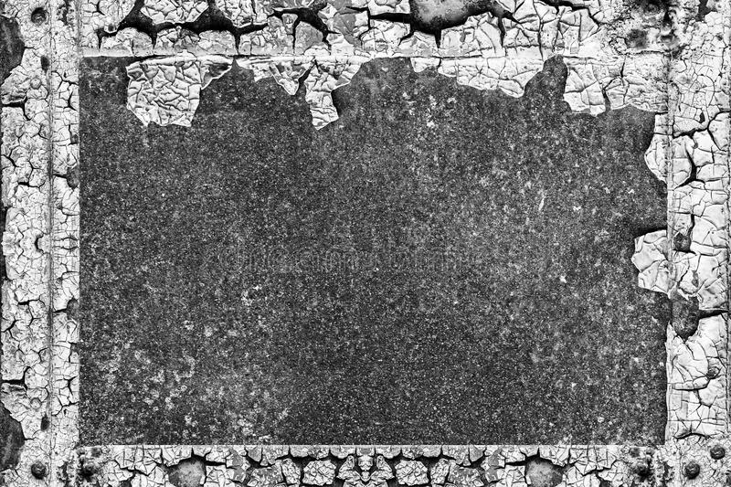 Black and white grunge texture design element stock images