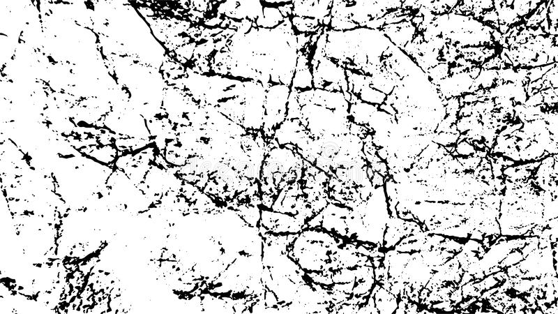 Grunge texture vector background White and black royalty free stock images