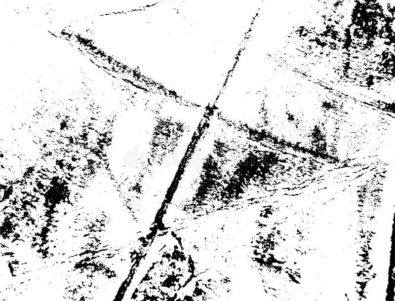 Grunge texture vector background White and black royalty free stock photography