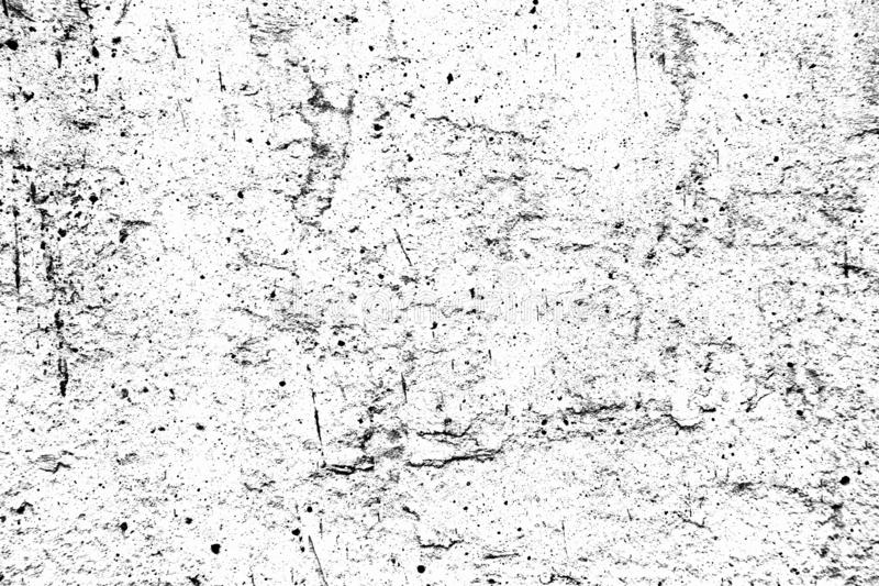 Black and white grunge urban texture with copy space. Abstract surface dust and rough dirty wall background or wallpaper with stock photo