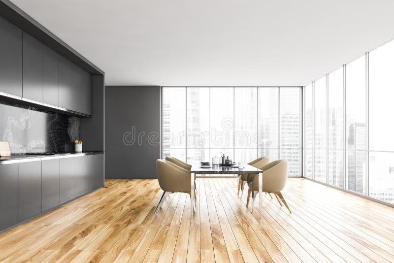 Rendering Modern Black Kitchen Window Stock Illustrations 1 786 Vectors Clipart Dreamstime