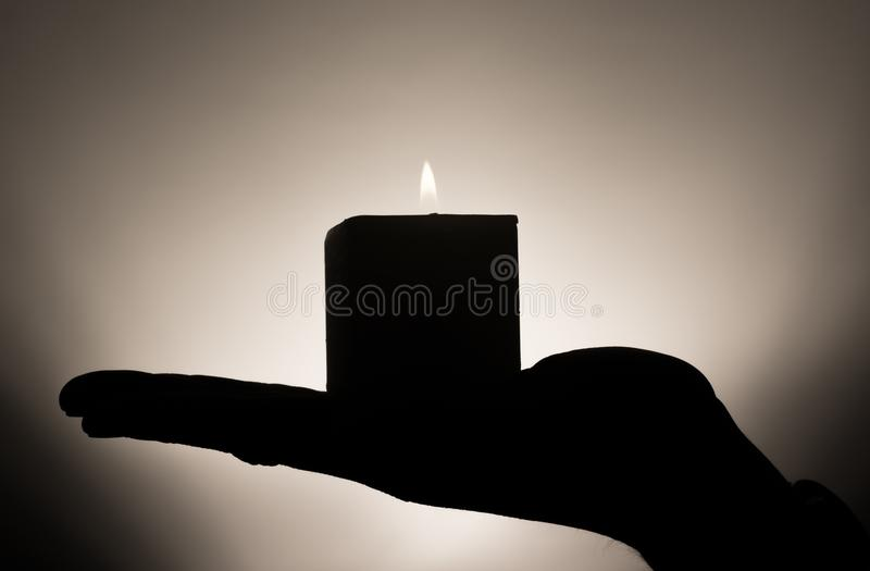 Black And White, Lighting, Silhouette, Product Design royalty free stock photo
