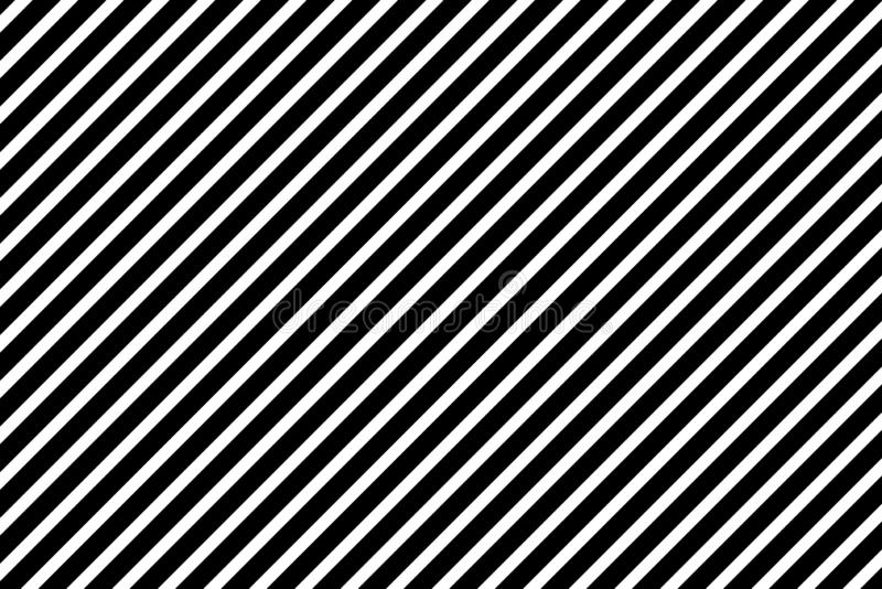 Black and White lines halftone pattern with gradient effect . template for background . illustration design. Modern, decor, wrapping, fabric, flannel, concept stock photography