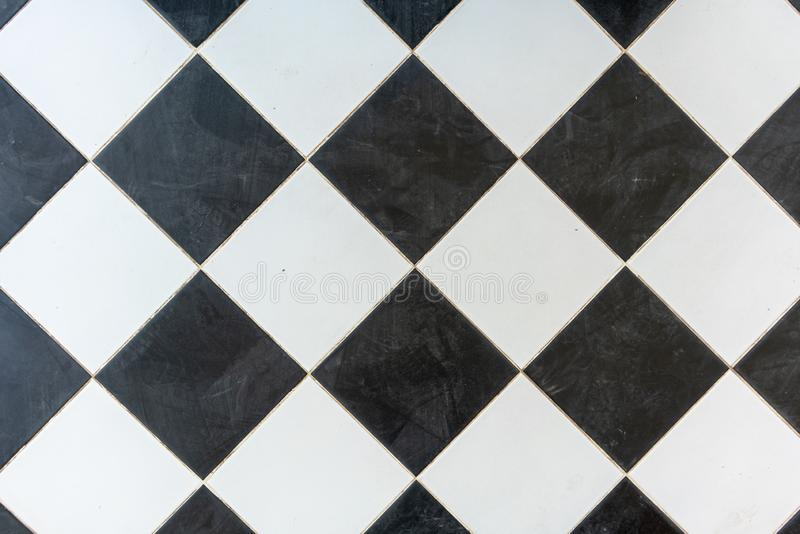 Black and white marble bricks wall background , seamless marble wall pattern , for Interiors design stock images