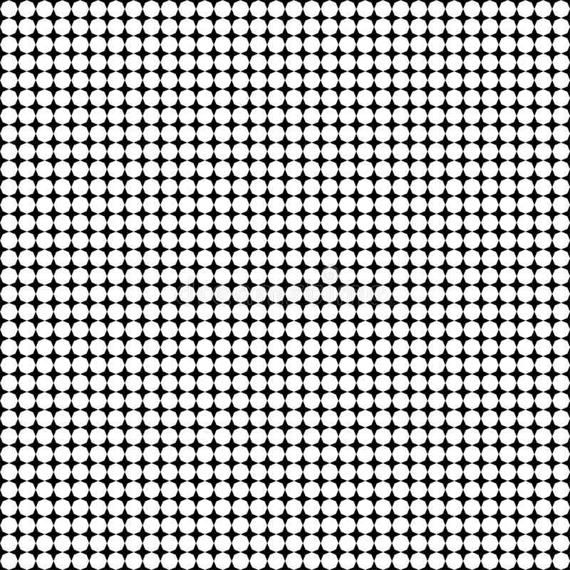 Black and white pattern royalty free stock photos