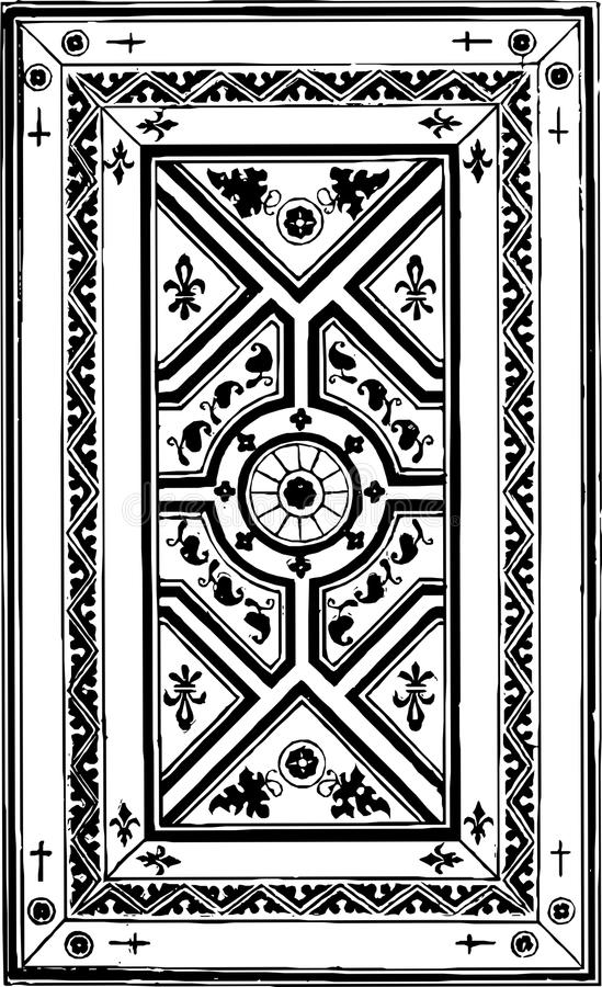 Black, Black And White, Pattern, Design royalty free stock photography