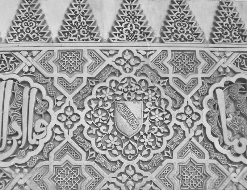 Black And White, Pattern, Monochrome Photography, Design stock photography