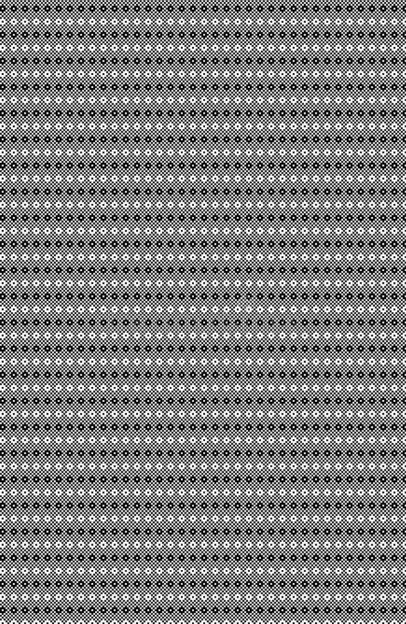 Black and white pixels texture seamless royalty free illustration