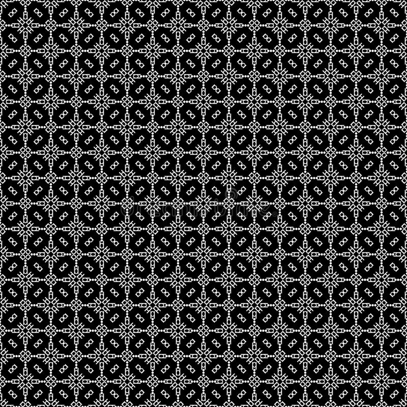 Black and white SEAMLESS GEOMETRIC PATTER, BACKGROUND DESIGN. Modern stylish texture. Repeating and editable.Can be used for print. Black and white SEAMLESS vector illustration