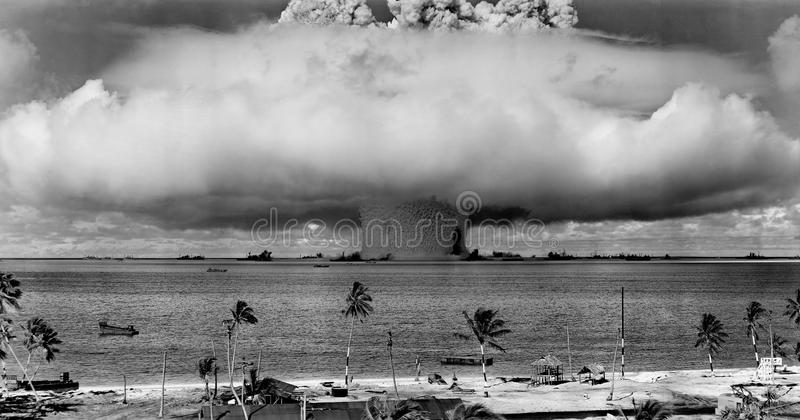 Black And White, Sky, Monochrome Photography, Cloud royalty free stock images