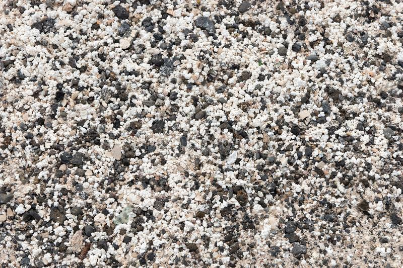 Black and white small pebbles royalty free stock photos