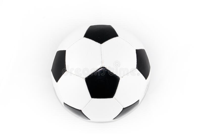 Black And White Soccer Ball Free Public Domain Cc0 Image