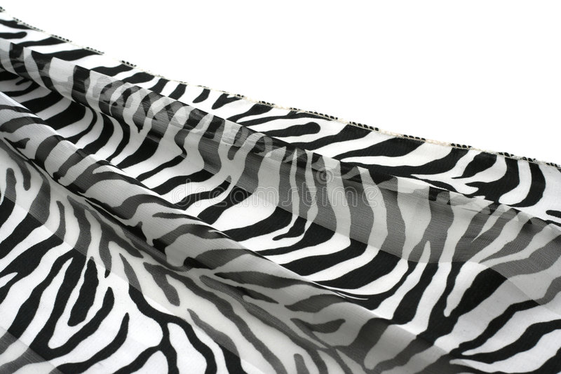 Download Black-and-white Striped Fabric Stock Photo - Image: 8946156