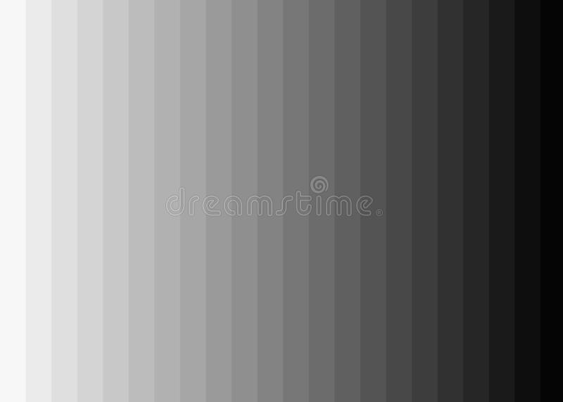 Black and white striped space abstract background vector illustration