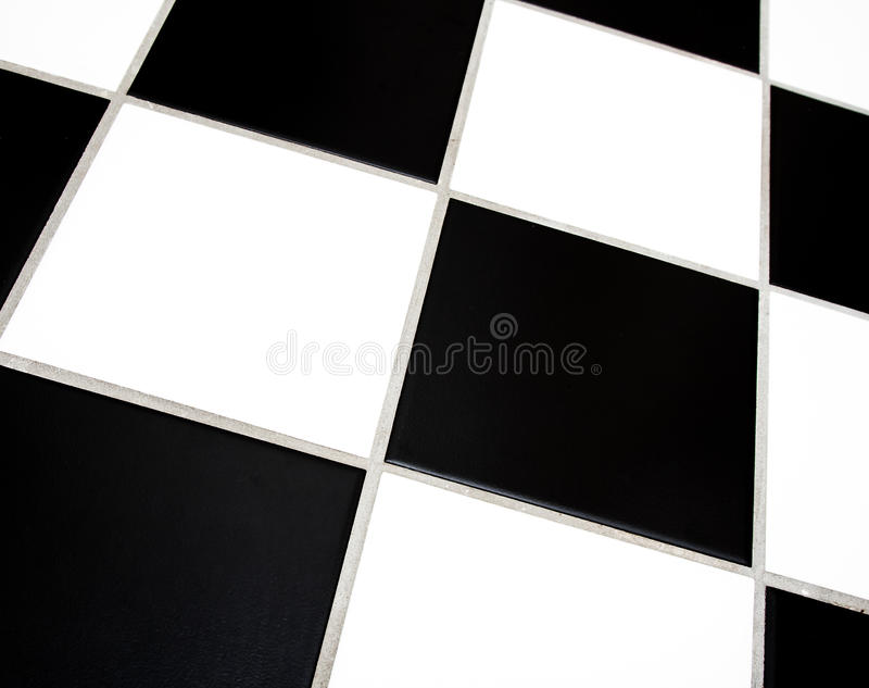 Download Black And White Tiles Stock Photo - Image: 10890200
