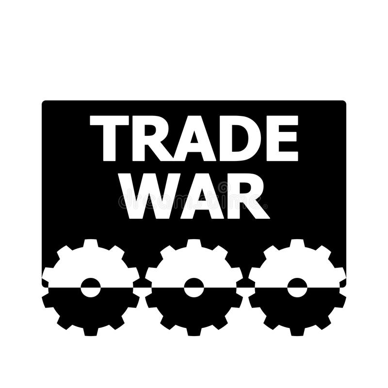 Image result for trade war logo
