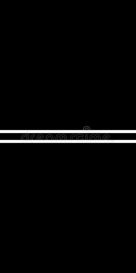 Black and white type lining background in abstract and repeat form stock illustration